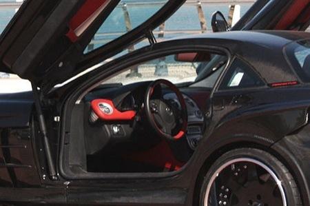 Mercedes SLR por Asma Design