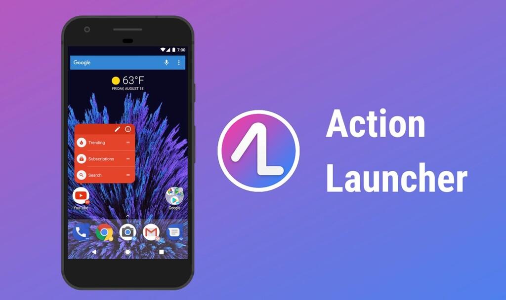 Consigue los widgets múltiples del iPhone en tu Android con lo nuevo de Action Launcher