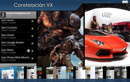 Música en la nube, videojuegos optimizados para iPad 2 y Lamborghini Aventador Constelación VX (XLIV)