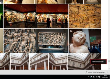 Google Photos Fecha Hora