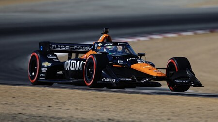 O Ward Laguna Seca Indycar 2021