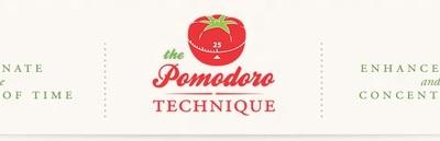 Pomodoro, un reloj de cocina muy productivo