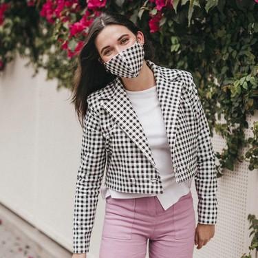 La moda transforma las mascarillas de tela en accesorios especiales: dónde comprar las más bonitas (desde 5 euros)