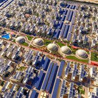 Dubái se gastará 354 millones de dólares en construir una ciudad donde sólo habrá coches eléctricos y energía solar