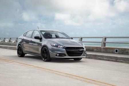 Auto Show de Detroit 2014: Dodge Dart Blacktop