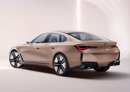 Bmw I4 Concept 2020 1600 0e