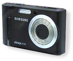 Samsung Digimax L70, por ahora solo para Corea