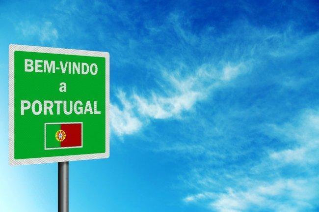 Bienvenido a Portugal