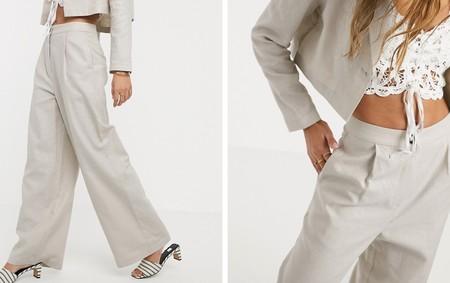 Como Combinar Un Pantalon De Lino