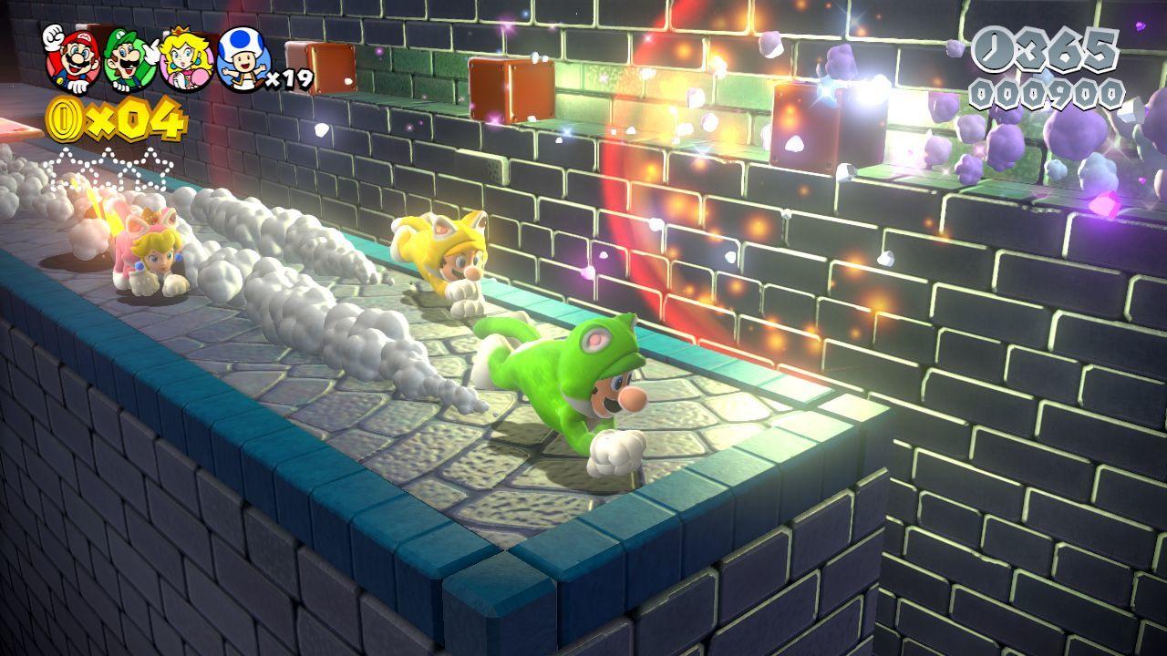 Foto de 161013 - Super Mario 3D World (1/29)