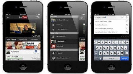 YouTube estrena aplicación para iPhone e iPod Touch