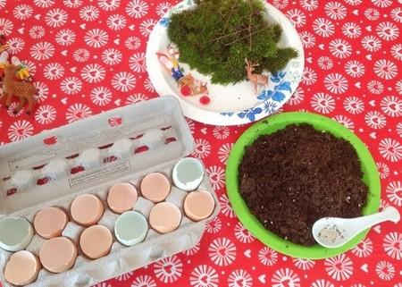 macetas cascaras huevos 2