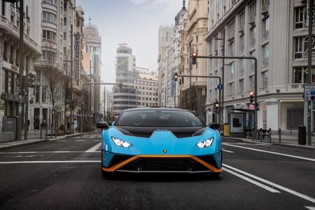 Lamborghini Huracan STO frontal