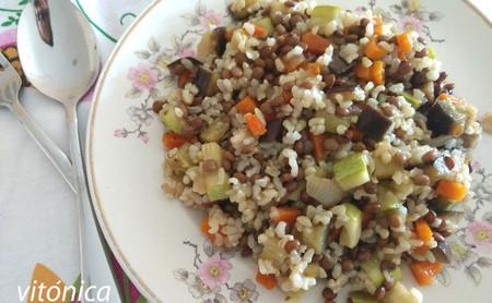 Tu dieta semanal con Vitónica: menú ideal para prevenir y controlar el estreñimiento