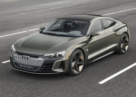 Audi quiere su propio Taycan: el e-tron GT RS apura el paso