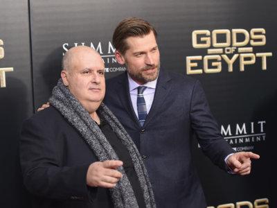 """'Dioses de Egipto': Alex Proyas califica a los críticos de """"trastornados idiotas"""""""