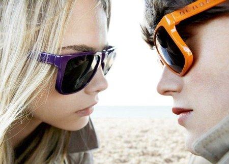 Gafas de sol de Burberry Prorsum para esta Primavera-Verano 2011
