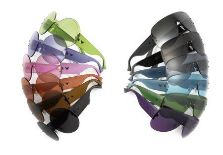 El 30 cumpleaños de Emporio Armani es de colores