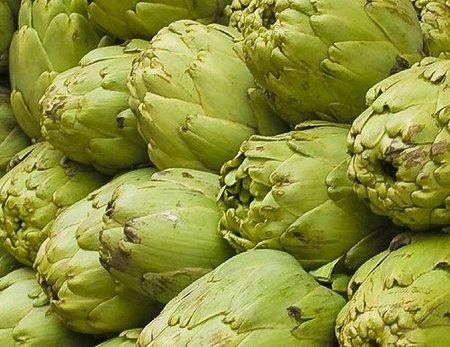 Historia y propiedades de las alcachofas