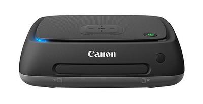 Connect Station CS100, el disco duro con NFC e Irista al que Canon quiere que confiemos nuestras fotografías