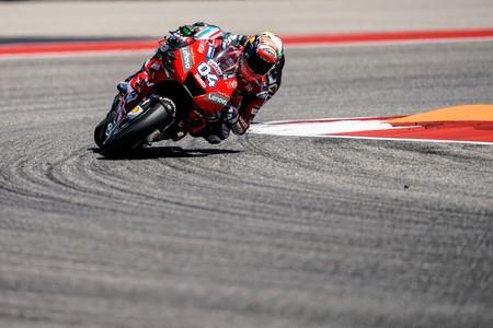 Andrea Dovizioso Austin Motogp 2019
