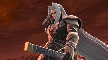 Sephiroth ya está disponible en Super Smash Bros. Ultimate en forma de DLC junto con todas estas novedades de la versión 10.1.0