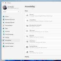 Estas son las novedades de Windows 11 en accesibilidad: colores personalizados y oscuros para una mejor visión y nuevos sonidos