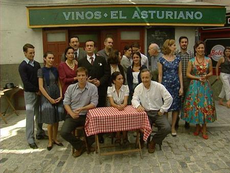 Breve historia de la reciente telenovela española