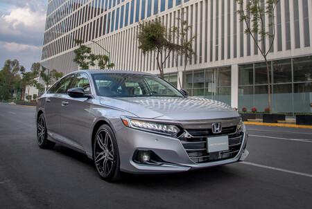 Honda Accord 2021 en México