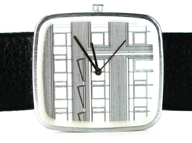 Relojes arquitectónicos