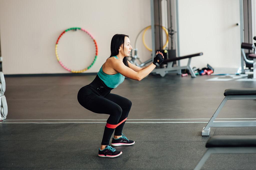 Las 19 mejores ofertas de mini bands elásticas para tu entrenamiento de glúteos en casa y en el gimnasio