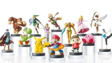 Nintendo decide acabar con algunos amiibo