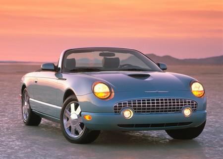 Ford Thunderbird 2002 1280 06