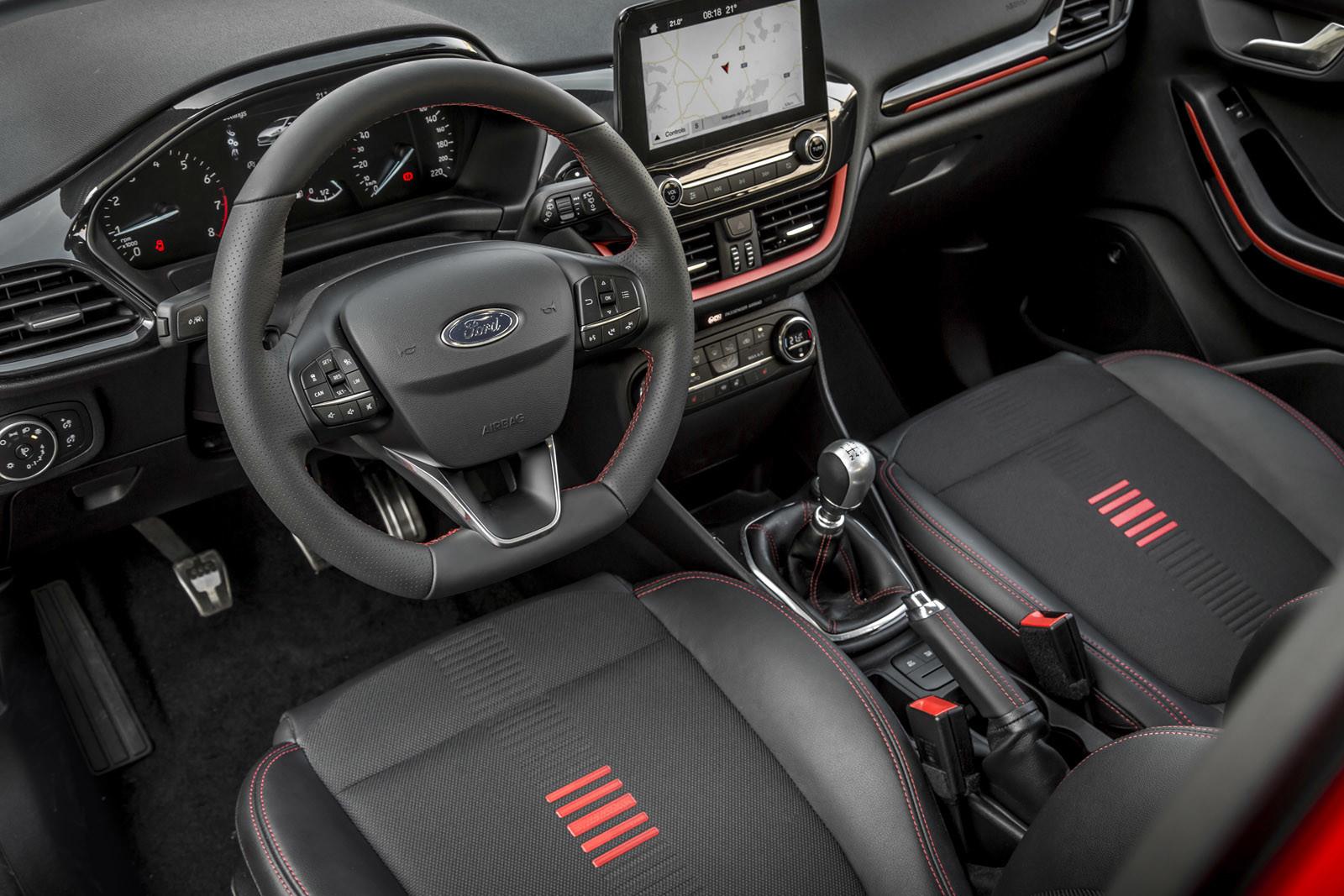 Foto de Ford Fiesta 2017, toma de contacto (30/192)