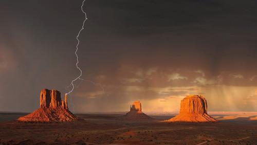 Cómo capturar rayos y relámpagos para conseguir fotografías espectaculares