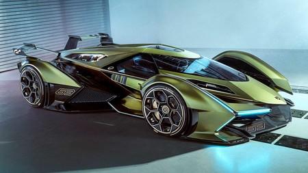Lamborghini V12 Vision Gran Turismo, el superauto que todos soñamos se hará realidad...en el mundo virtual