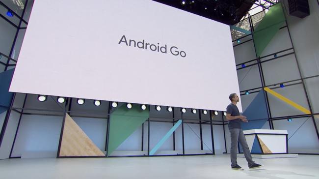 Google Io Android™ Go