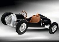 Auto Union Type C e-tron: un juguete que no lo parece