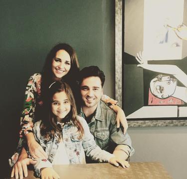 Paula Echevarría y David Bustamante juntos de nuevo en Instagram
