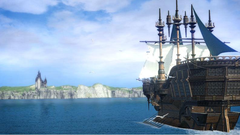 Foto de Final Fantasy XIV - nuevas imágenes 2010 (5/11)