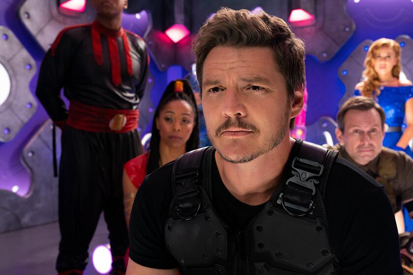 Pedro Pascal y Christian Slater son superhéroes en lo nuevo de Robert Rodriguez: Netflix muestra el primer vistazo a...