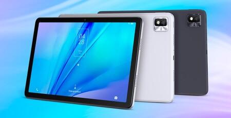 TCL Tab 10S, una tablet económica que hace de la gran pantalla su principal argumento