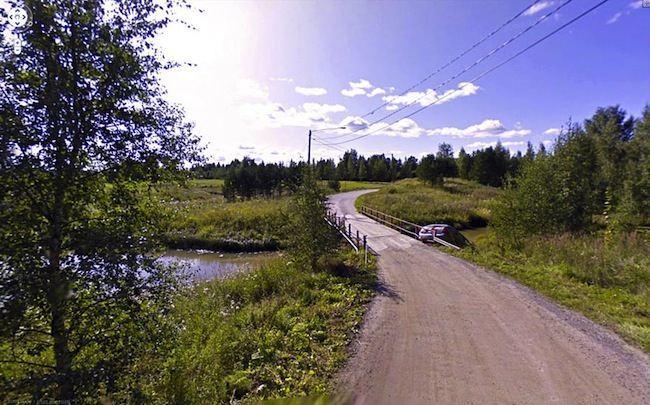 Foto de Google Street View fotos por Jon Rafman (15/32)
