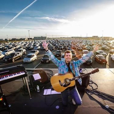 La música en directo no para: este año los festivales se cambian por conciertos drive-in
