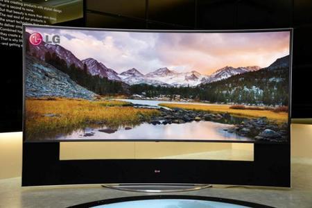 """LG ha presentado su nueva serie de televisiones 4K y su Ultra HD 5K curva de 105"""""""