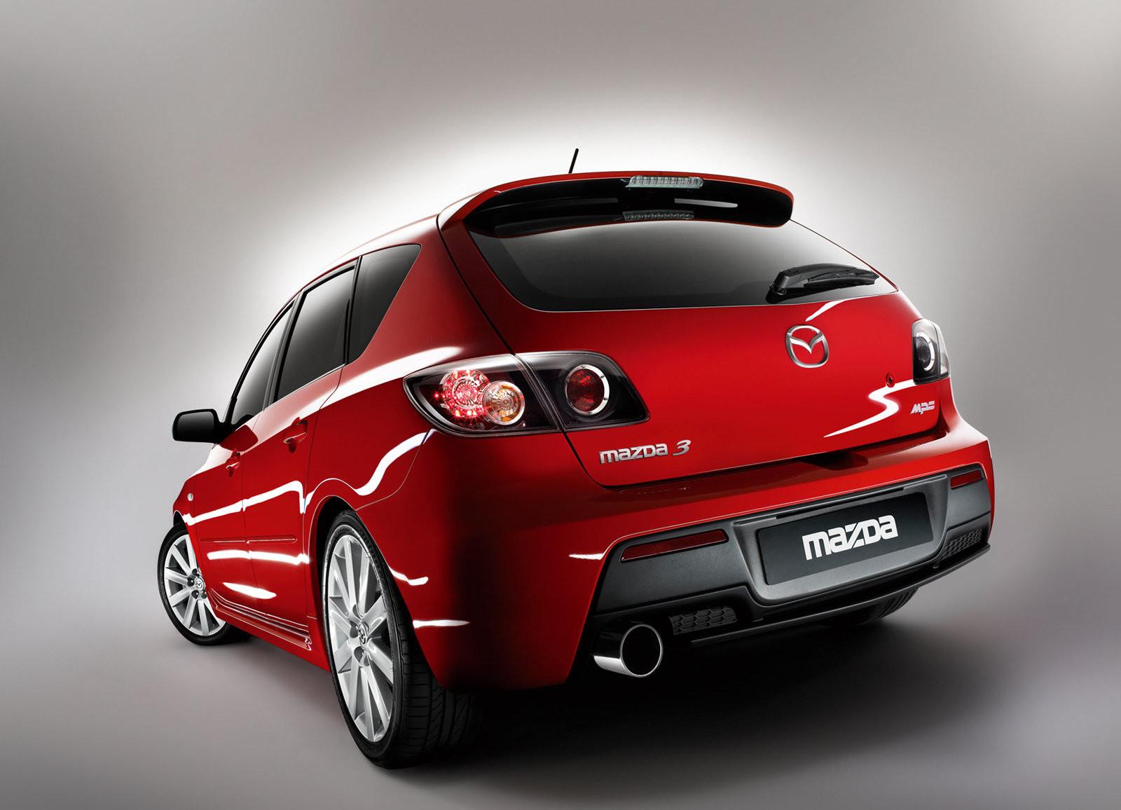 Foto de Mazda Mazdaspeed3 (3/20)