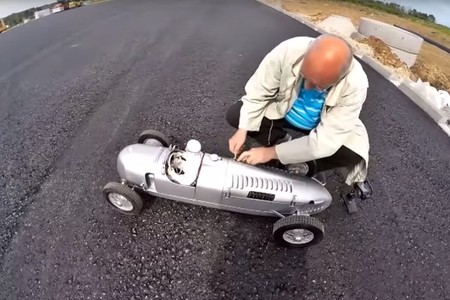 Auto Union Type C Rc1