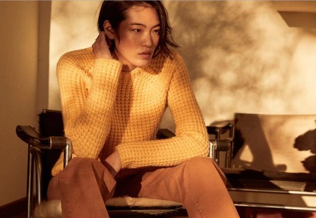 La colección de Mango trae un nuevo color de moda: los amarillos y ocres calentarán el invierno