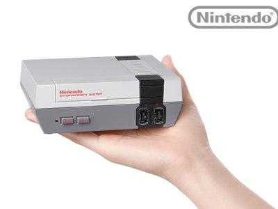 ¡Vuelve la NES! Esta vez en formato mini y con salida HDMI