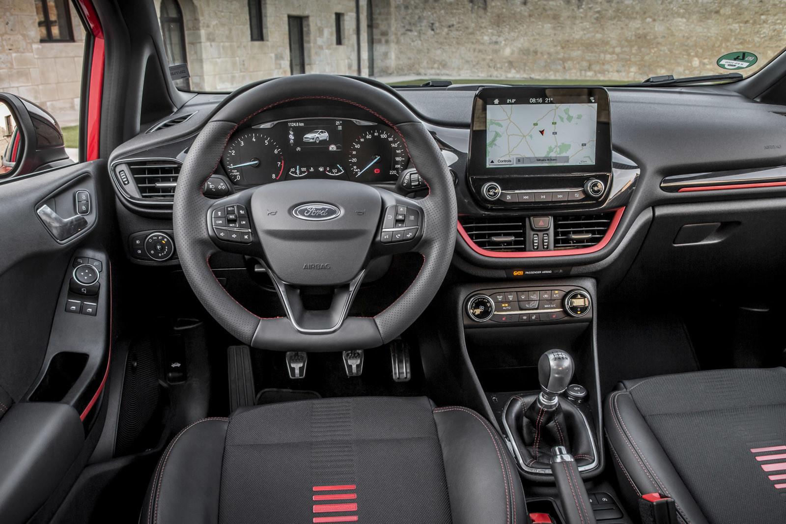 Foto de Ford Fiesta 2017, toma de contacto (28/192)